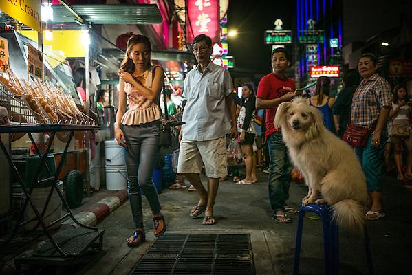 Chinatown, Bangkok, Thailand. Photograph ©2015 Darren Carroll (Darren S Carroll/Darren Carroll)
