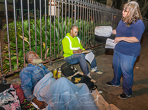 UNITY outreach workers fight homelessness in New Orleans