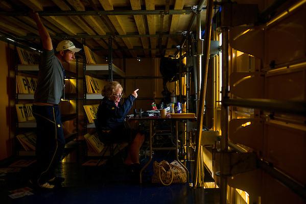 HOYLAKE, ENGLAND, July 20, 2014. 2014 Open Championship ( British Open ), final round. Photographed at Royal Liverpool Golf Club in Hoylake, England on July 20 2014. Photograph © 2014 Darren Carroll (Darren Carroll)