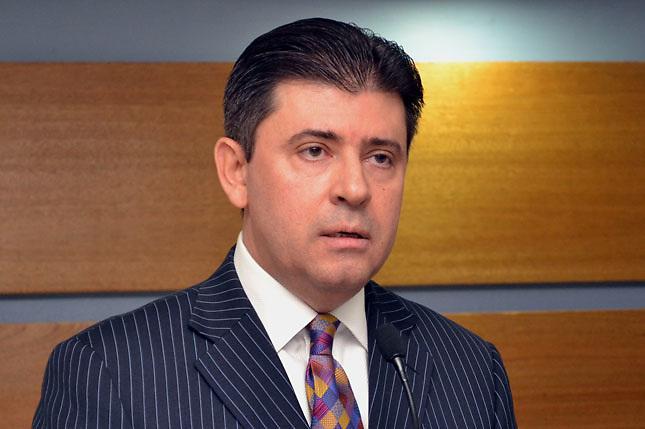 Juez Justo Pedro Castellanos Khoury