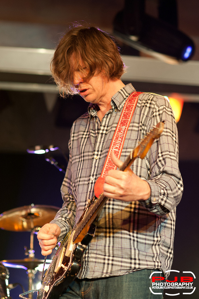 Thurston Moore Performing @ ATP - 2012 - Curated by Jeff Mangum (Peter J Butler)