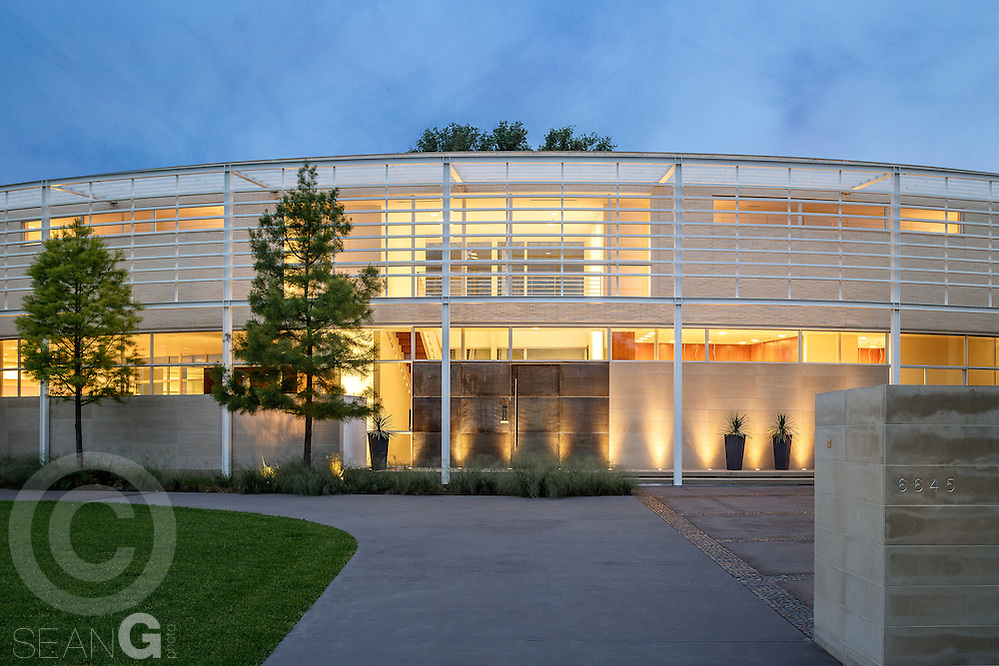 Contemporary Home, 6645 Northaven Road, Dallas, Texas (Sean Gallagher / Sean Gallagher Photography LLC)