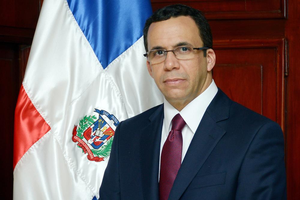 Andrés Navarro, ministro de Relaciones Exteriores de la República Dominicana