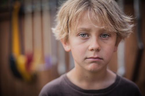 South Addition neighbor, Quinn Carey, Anchorage (Clark James Mishler)