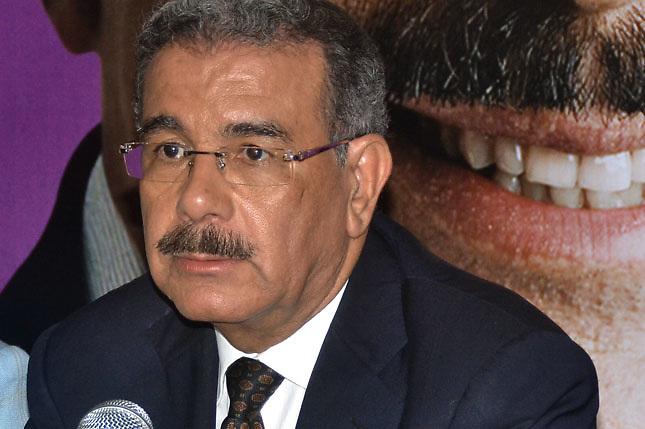Danilo Medina irá a Boston: Seguidores confían en que ganará comicios