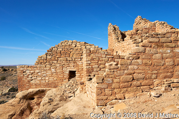 Hovenweep National Monument. (David J Mathre)