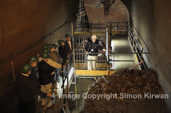 Williamson Tunnels, Liverpool. Photo By Simon Kirwan