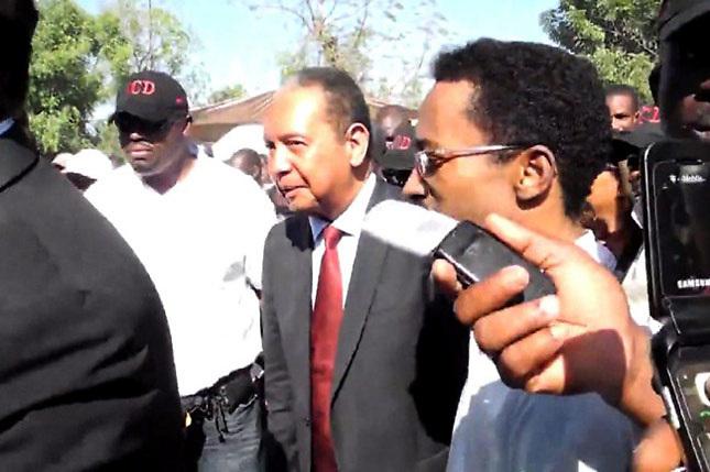 Jean Claude Duvalier, derrocado dictador haitiano