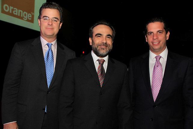 Manuel Diez, Celso Juan Marranzini y César Dargam Espaillat