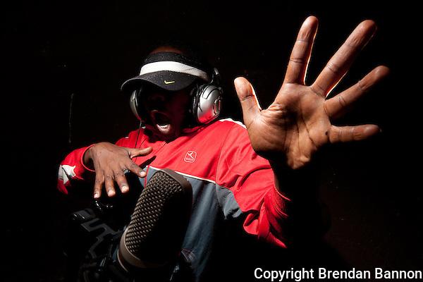 Shujazz FM DJ B? (Brendan Bannon)