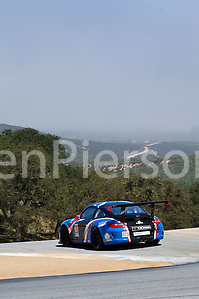 #20 TruSpeed Motorsports Porsche GT3 Cup: Sloan Urry (Darren Pierson)