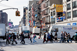 bowery area in New York City in October 2008 (Christopher Holt LTD - LondonUK, Christopher Holt LTD/Image by Christopher Holt - www.christopherholt.com)