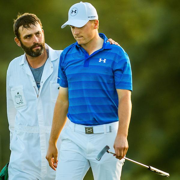 Golf: 2016 Masters Round 4 Sunday Augusta National/Augusta, GA, USA 04/10/2016 SI-14 TK4 Credit: Darren Carroll (Darren Carroll/Sports Illustrated)