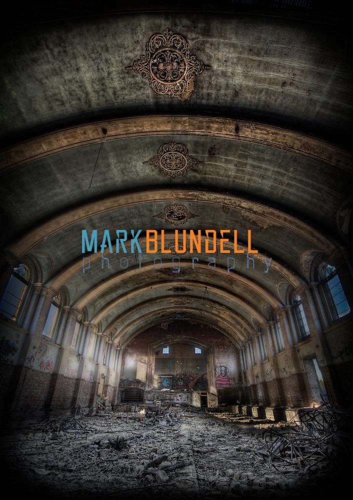 Hellingley Great Hall (Mark Blundell)