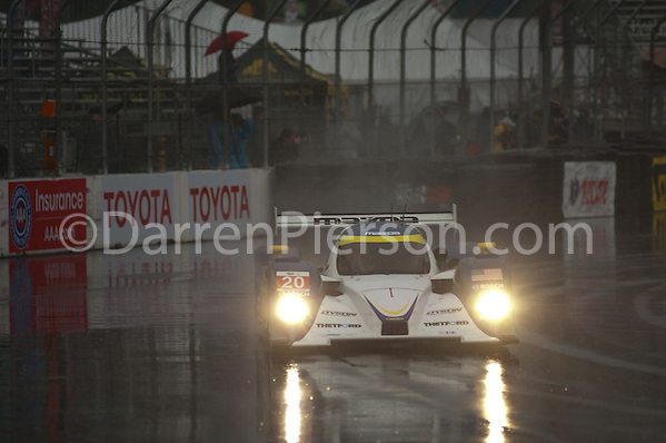 #20 Dyson Racing Team Lola B11/66 Mazda: Michael Marsal, Eric Lux (Darren Pierson)