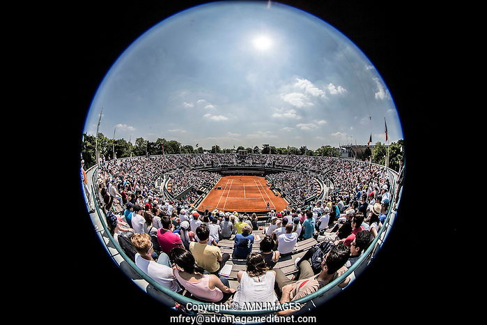 AMBIENCE Tennis - French Open 2014 -  Toland Garros - Paris -  ATP-WTA - ITF - 2014  - France  31st  May 2014.  © AMN IMAGES (FREY/FREY- AMN Images)