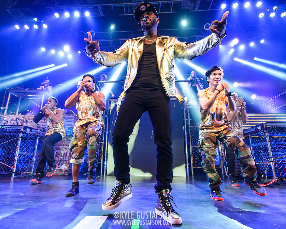 SILVER SPRING, MD - October 28, 2014 - Jason Derulo performs at the Fillmore Silver Spring in Silver Spring, MD. Derulo's latest album, Talk Dirty, debuted at #4 on the US Billboard 200 albums chart in April. (Photo by Kyle Gustafson / For The Washington Post) (Kyle Gustafson/For The Washington Post)