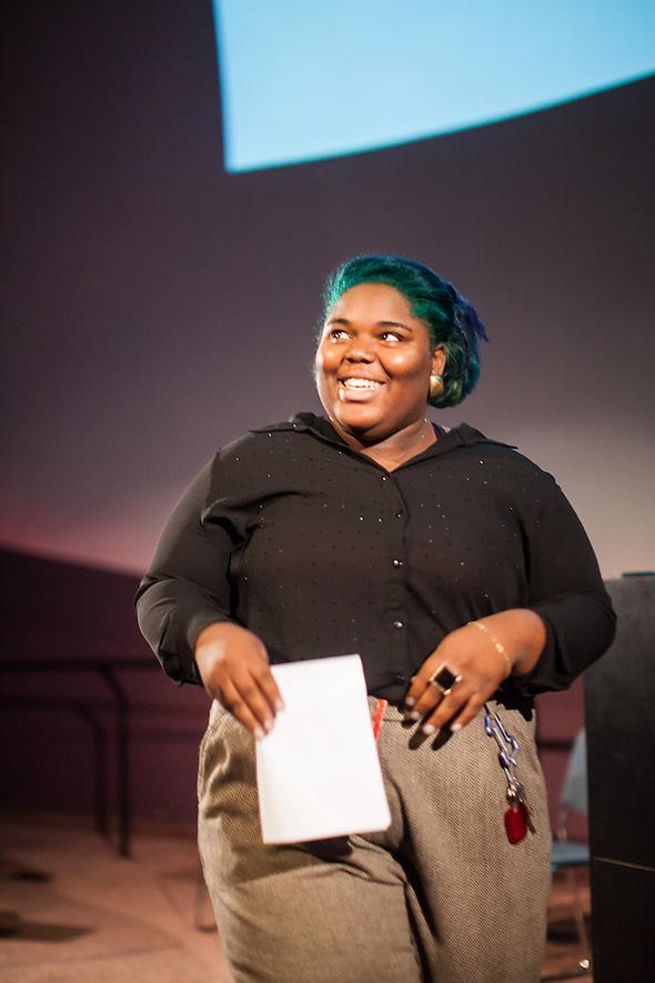 Youth Speaks Artist Tassiana Willis (bryan farley)