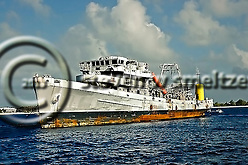 USS Kittiwake, Grand Cayman (Steven W Smeltzer)
