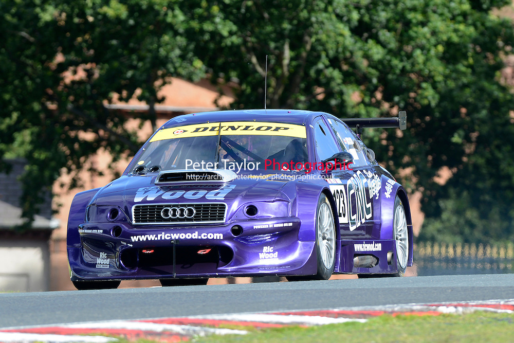#123 Richard Wood Audi V6 star