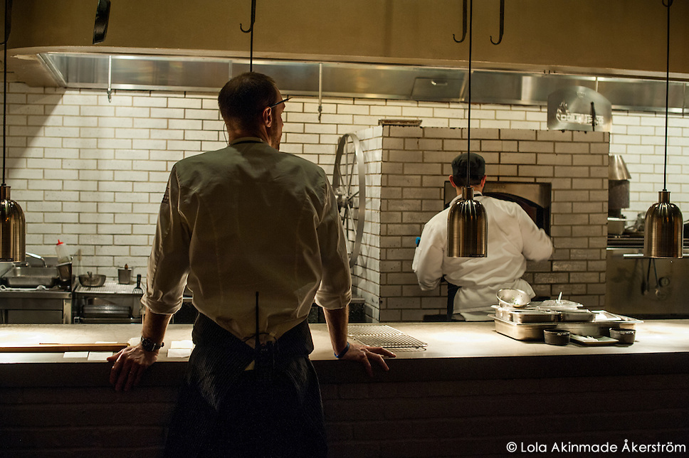 Photos – Inside the Kitchen at Four Seasons Baltimore