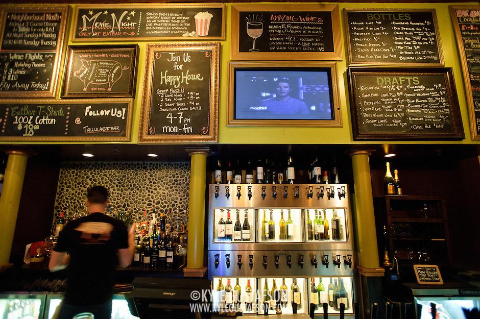 Arlington VA - Eatbar (Kyle Gustafson)