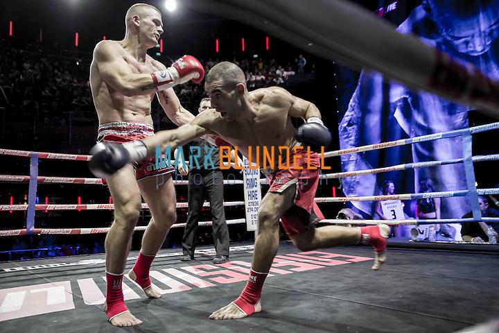 Rafael Gorka vs Servket Cerkez (Mark Blundell)
