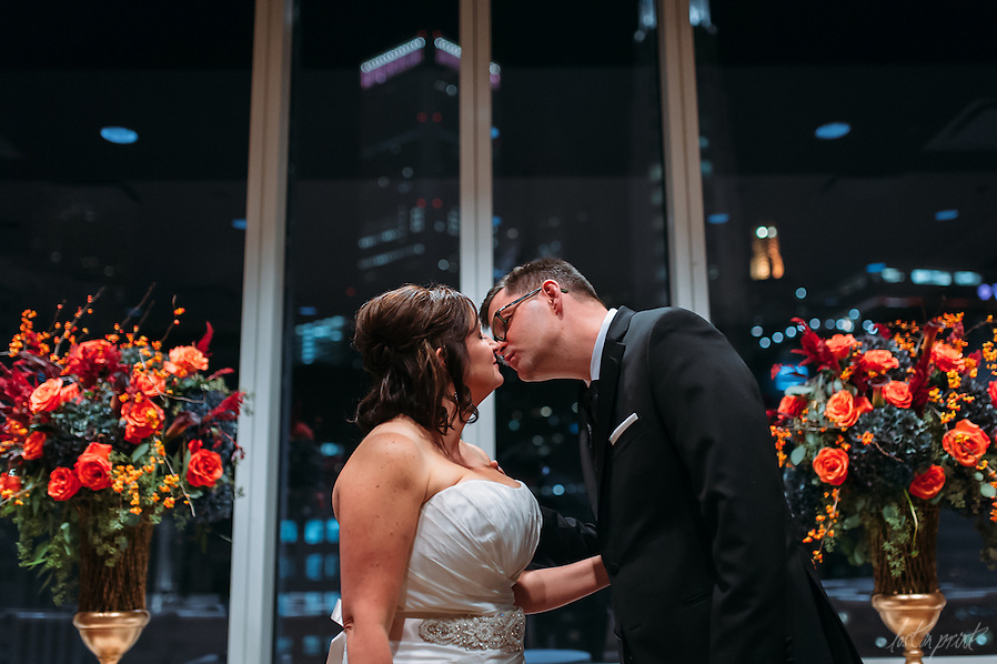 Julie & Bill Kendrick, Married October 11, 2014 (Brendan Shanley)