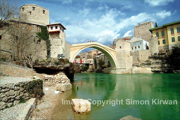 Stari Most, Mostar, Bosnia & Herzegovina - Travel Photography By Simon Kirwan