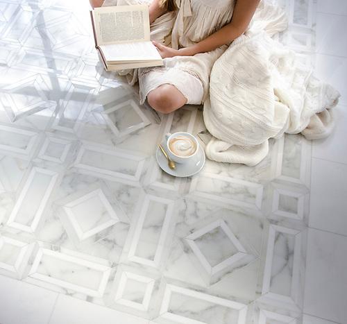 Lucius stone mosaic