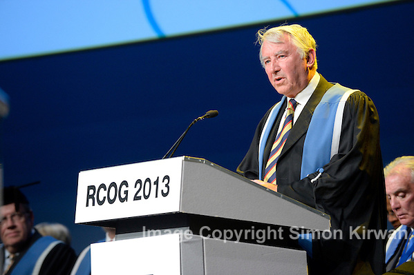 Lord David Steel, RCOG Conference, Liverpool - Event Photography By Simon Kirwan