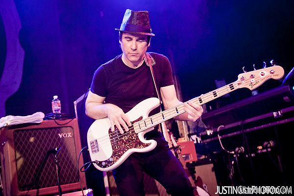 Suedehead House Of Blues Los Angeles live concert photos (Justin Gill)