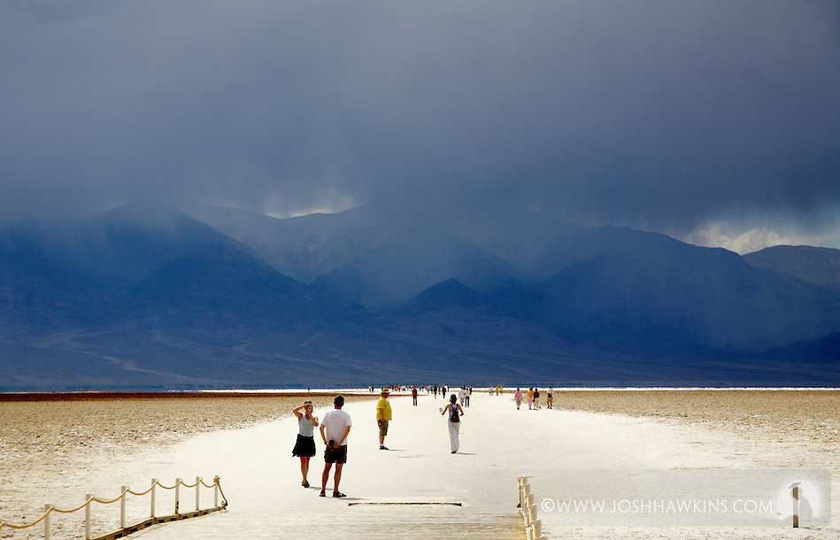Death Valley National Park -  Badwater (Josh Hawkins)