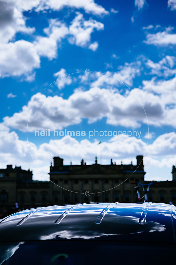 Harewood House, Leeds, West Yorkshire, United Kingdom, 15 August, 2015. VW festival 2015 (Neil Holmes)