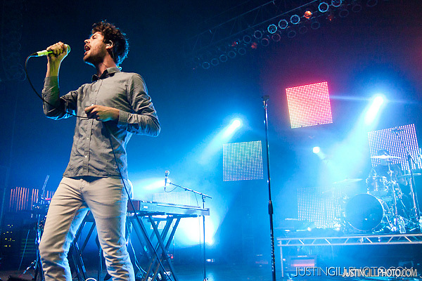 Passion Pit Congress Theater