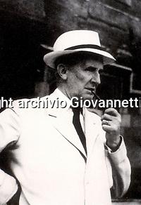 J.R.R. Tolkien archivio Giovannetti/effigie (archivio Giovannetti/effigie)