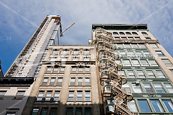 East 22nd Street in New York City October 2008 (Christopher Holt LTD - London UK/Image by Christopher Holt - www.christopherholt.com)