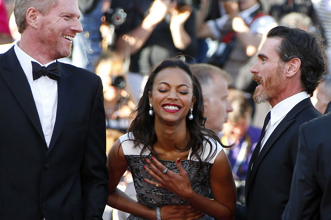 No gusto Blood Ties, con Zoe Saldaña, en Cannes