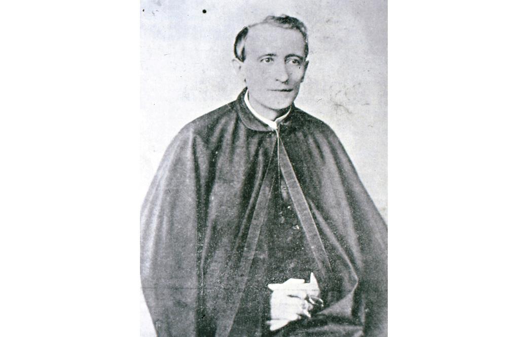 Francisco Xavier Billini Hernandez  circa de 1838.