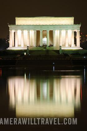 Lincoln Memorial Reflecting Pool