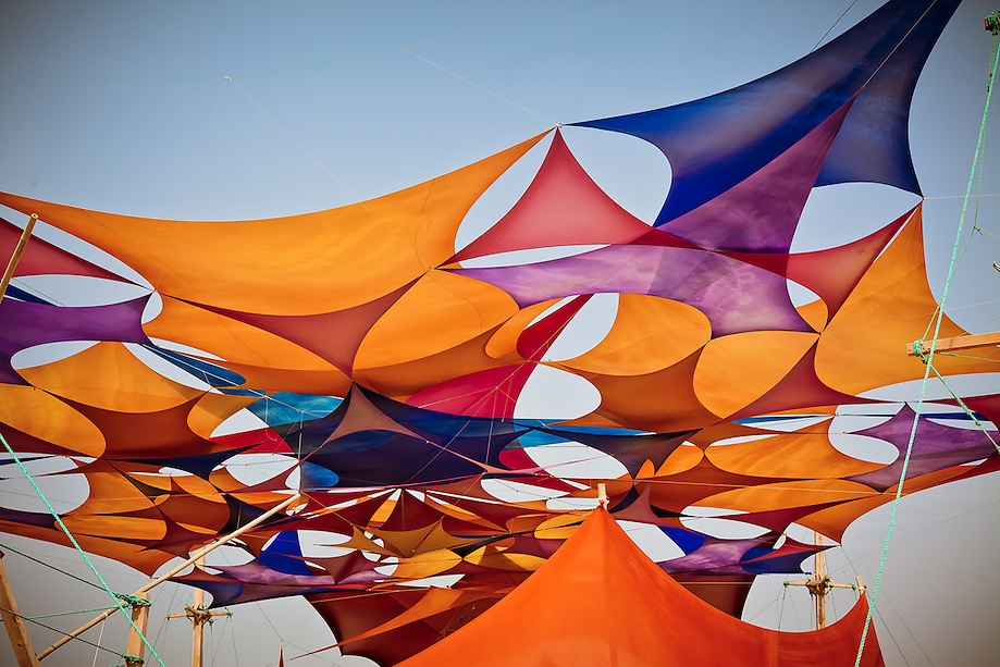 See the rest of these photos here: http://Duncan.co/burning-man-2013/ (Duncan Rawlinson)