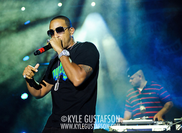 COLUMBIA, MD - SEPTEMBER 25th, 2010:  Hip-hop heavyweight Ludacris performs at the 2010 Virgin Mobile FreeFest at Merriweather Post Pavilion. (Photo by Kyle Gustafson/For The Washington Post) (Photo by Kyle Gustafson/For The Washington Post)