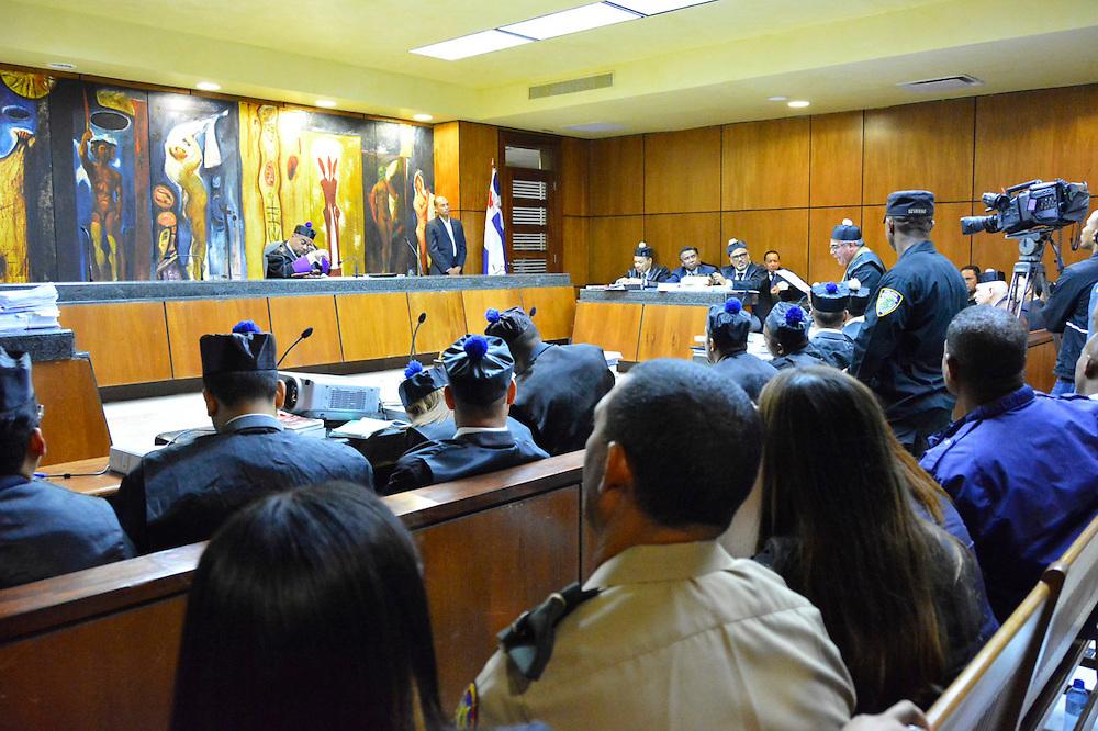 El caso se conoce en la Suprema Corte de Justicia de República Dominicana.