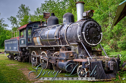 The Eureka Springs & North Arkansas Railway located in the restored historic Eureka Springs depot, in Eureka Springs Arkansas has a collection of vintage rolling stock which is one of the Ozarks' largest, and all the authentic railroad memorabilia to re-create the turn-of-the-century era. (Greg Disch)