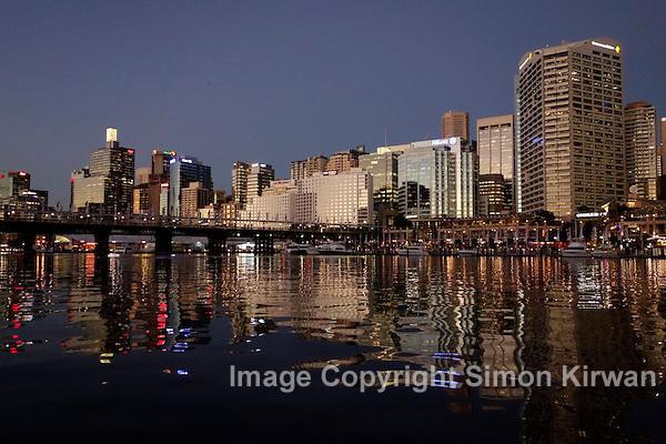 Darling Harbour, Sydney, New South Wales, Australia - Travel Photography By Simon Kirwan