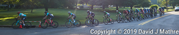 Bridge Velo Bike Race in Montgomery Township. Image taken with a Leica CL camera and 23 mm f/2 lens. (DAVID J MATHRE)