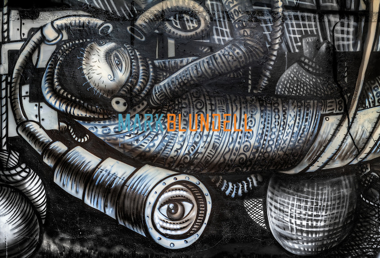 Phlegm - Sheffield (Mark Blundell)