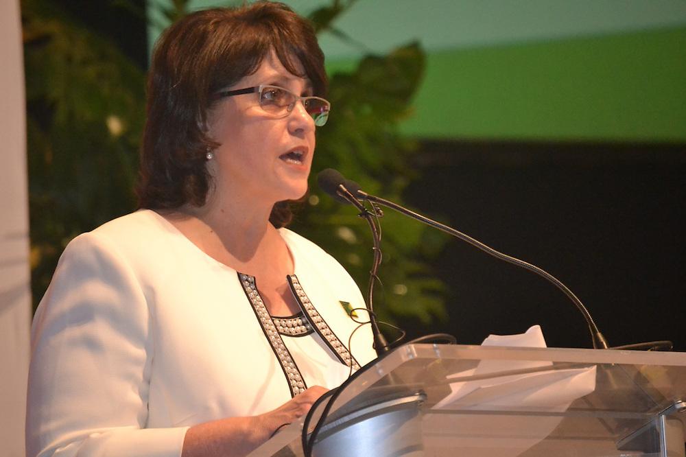 Presidenta de la Cámara de Comercio, María Victoria Menicuci