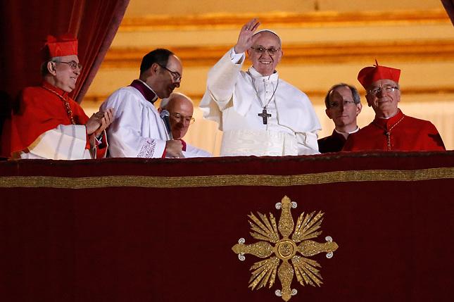Por qué Bergoglio eligió el nombre de Francisco