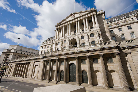 bank of england in the city of london in march 2008 (Christopher Holt LTD - LondonUK/Image by Christopher Holt - www.christopherholt.com)